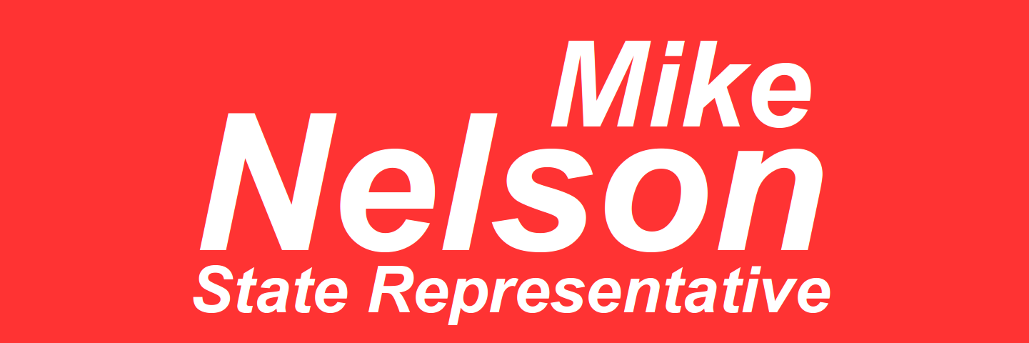 State Representative Mike Nelson – Brooklyn Park